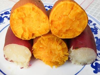 最适合夏至养胃的蔬菜:红薯可养胃去积食