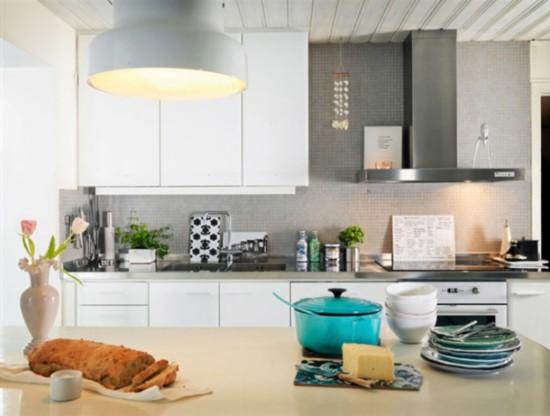 22款北欧风格小户型厨房装修效果图 小户型装修必备!