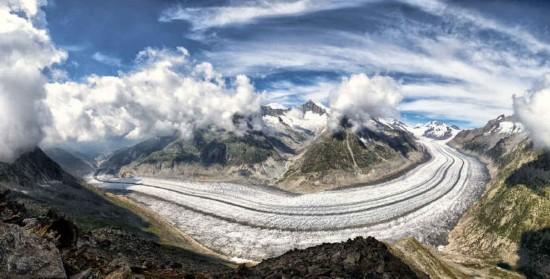 盘点:全球最棒的12座冰川 远足绝佳去处