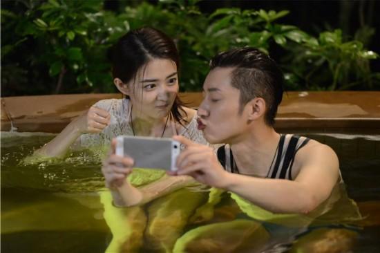 我们相爱吧最新一期:慌张夫妇甜蜜亲吻图片