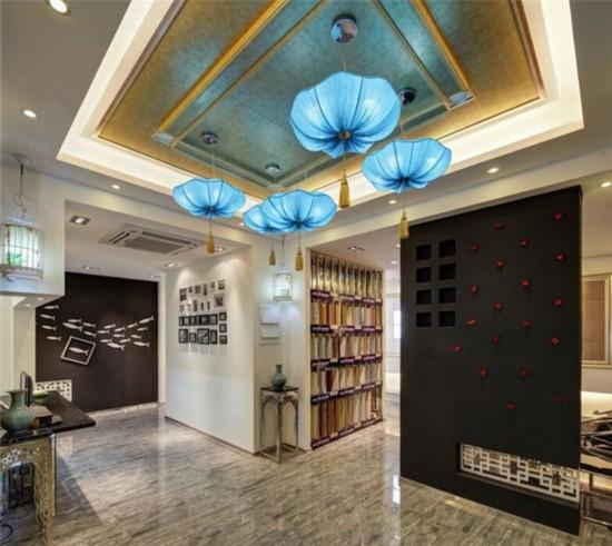 2017最牛客厅吊顶 13款惊艳客厅装修效果图