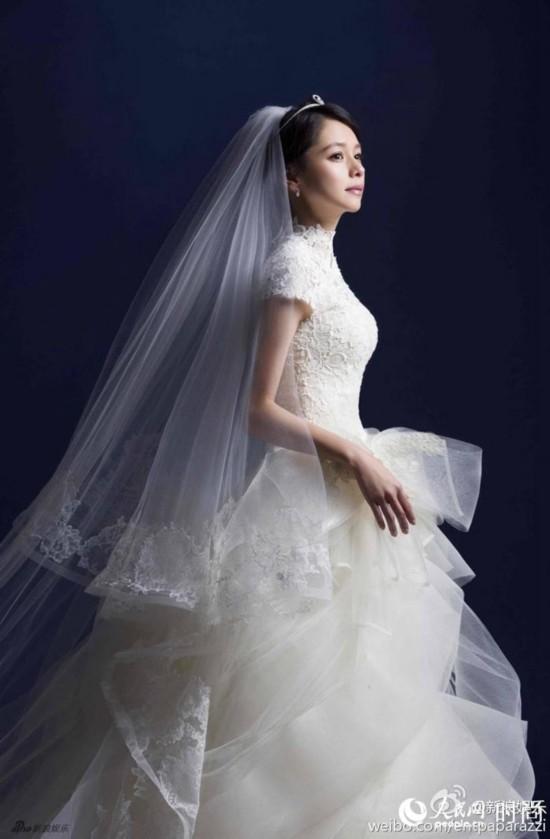 徐若瑄婚礼 婚纱_徐若瑄婚礼现场,婚纱服装时尚代表热点大曝光 组图