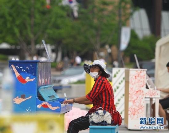 (国际)(3)在韩国感染中东呼吸综合征的中国患者痊愈出院