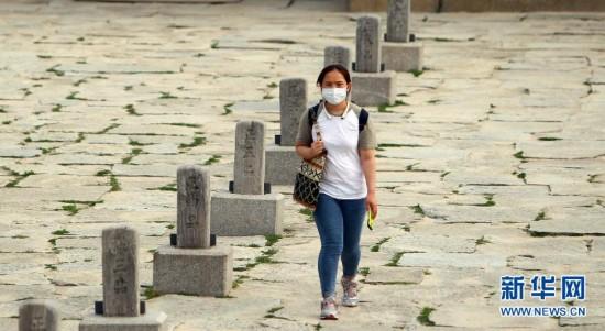 (国际)(5)在韩国感染中东呼吸综合征的中国患者痊愈出院