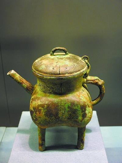 两件青铜器揭秘北京建城源头 起因竟是一次意