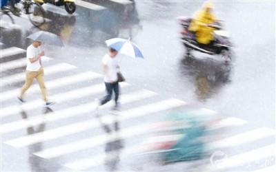 江苏大丰入梅 气象部门预计2015年梅雨期略长