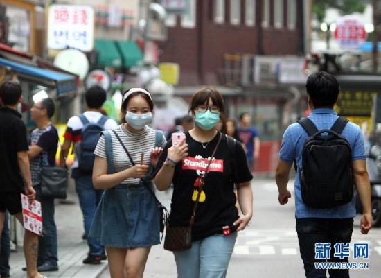 (国际)(4)在韩国感染中东呼吸综合征的中国患者痊愈出院