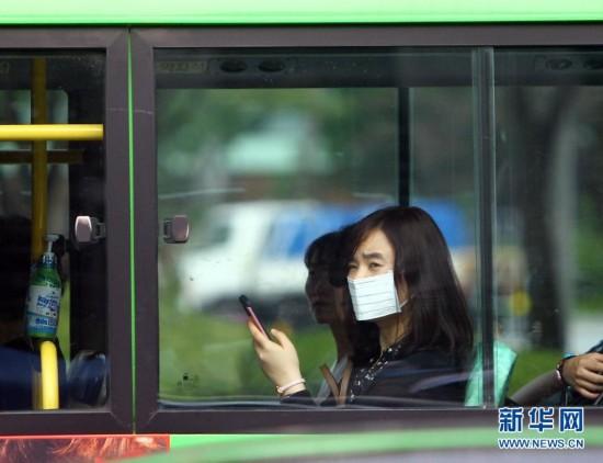 (国际)(2)在韩国感染中东呼吸综合征的中国患者痊愈出院