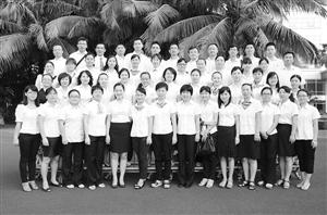 海南高考最牛语文班出自侨中 单科7个800分