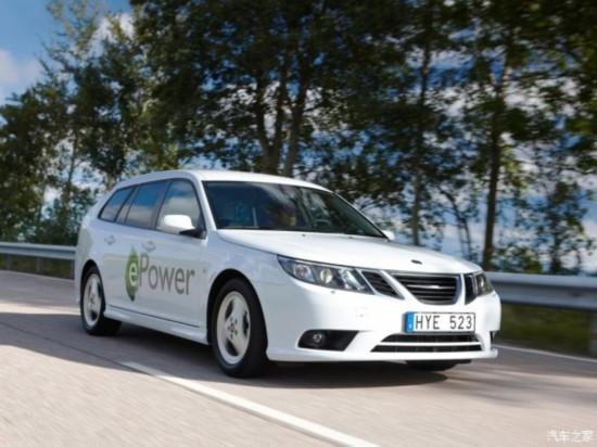 据官方消息,nevs首款电动车将基於萨博saab 9-3相同的平台高清图片
