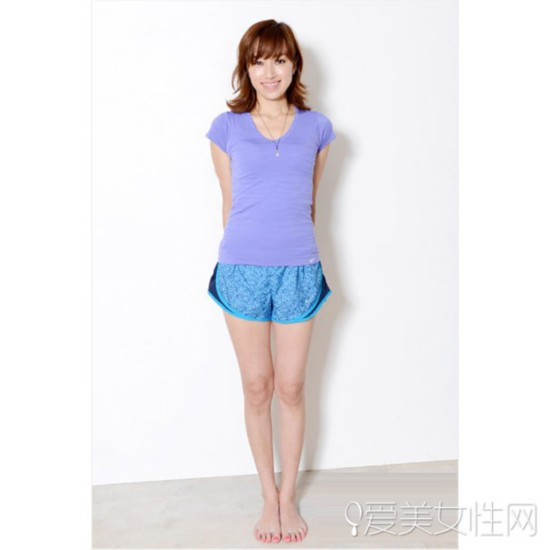 日本模特仁香瘦下26斤:要瘦腿得先 会 走路