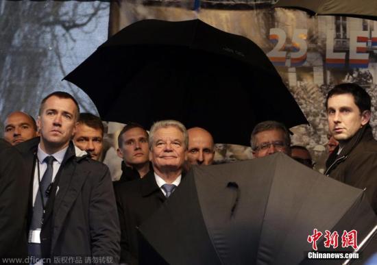 料图:捷克总统米洛什·泽曼.-捷克总统 美国已丧失客观评价国际