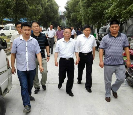 芜湖市三山区人大常委会视察检查新《安全生产