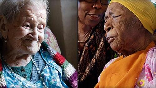 """一生跨三世纪:两老人或为全球最后的""""1800后"""""""