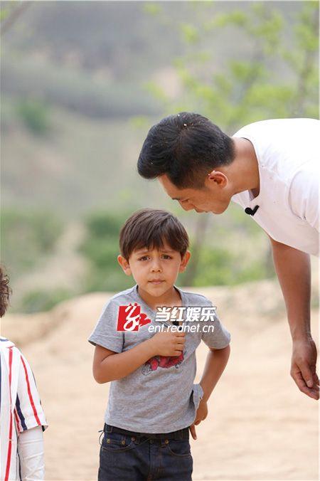 刘烨与儿子刘诺一
