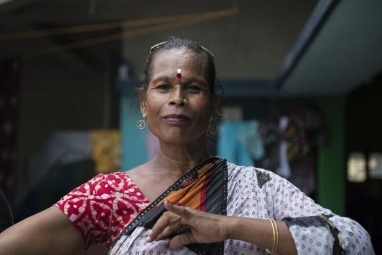 hijra在印度语中意为中性人,泛指一切变装者,阴阳人以及变性妇女