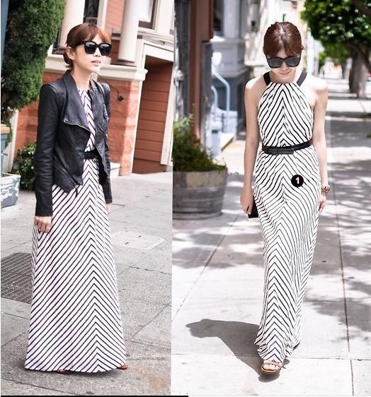 长裙穿起来优雅又时髦,可是身高不够?身材比例不行?那就来看看穿长裙时尚建议和造型技巧吧。