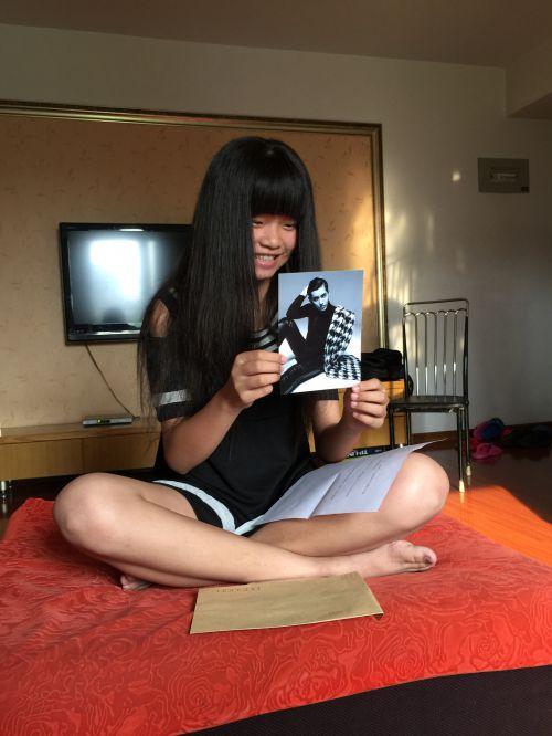 吴亦凡给福州14岁癌症哥哥写信女孩曝光:高清头像版女生原件Q图片
