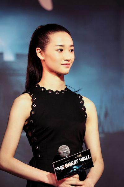 刘琼荧屏首秀《长城》 称被张导选中很幸运