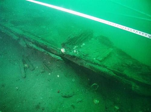 专家确认日本鹰岛近海沉船为元朝进攻日本的军