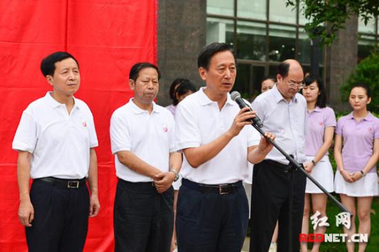 湖南日报报业集团、湖南广播影视集团今日揭牌