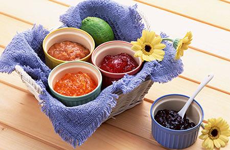 炎炎夏日 自制美味营养果酱3大提示