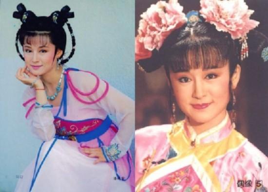 80年代港台古典美女:赵雅芝仅排第七名