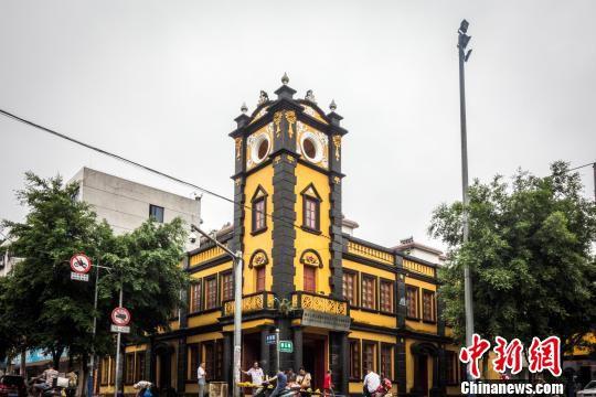 广西柳州文物保护现冰火两重天部份遗址商用令人堪忧