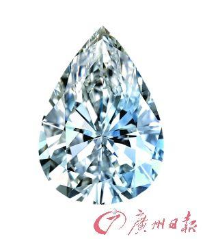 钻石价与10年前相比几乎没有变动。