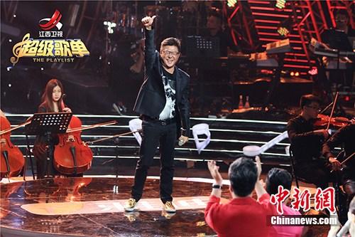 姜育恒将空降《超级歌单》 曹轩宾自曝曾当其替声