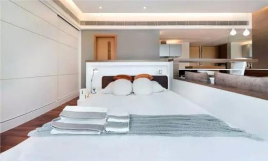北京55平以下小户型装修 旧房改造成精品公寓