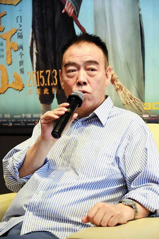 """陈凯歌谈新片:我拍的不是""""基情""""而是""""激情"""""""