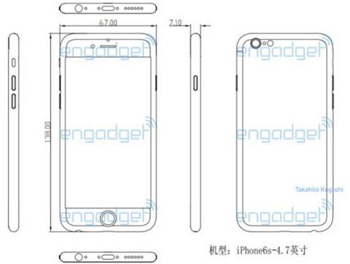 iPhone6s加工图纸流出由中国供应链疑似(图)划设计不锈钢切图纸如何裁图片