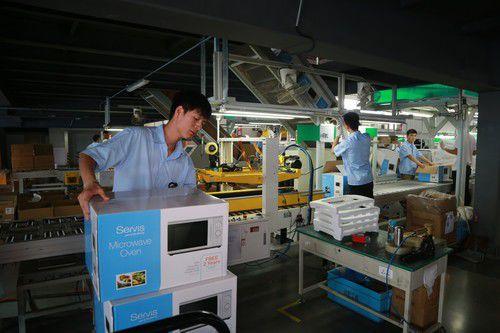 惠而浦(中国)微波炉外销将迎爆发式增长