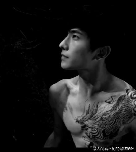 盗墓笔记第二季上映时间演员表剧情 杨洋剧中半裸纹身帅照