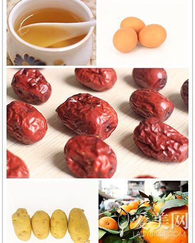 紅棗搭蔥消化不良!小心食物圈裡的