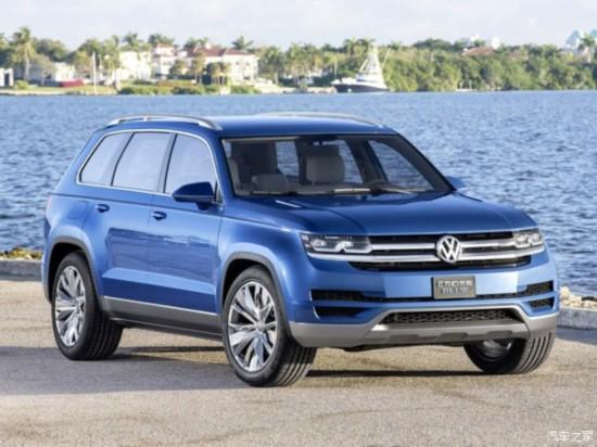 小型 中型SUV 大众确认将推新SUV车型图片