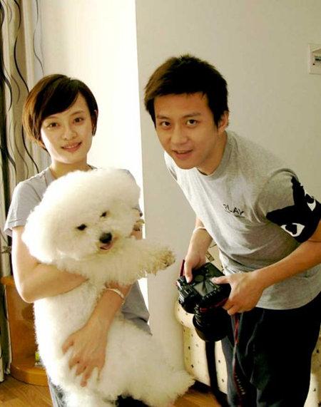 鄧超孫儷李湘林志穎 盤點娛樂圈的幸福家庭