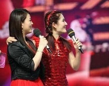 汪涵何炅谢娜李湘 明星主播面和心不和(组图)