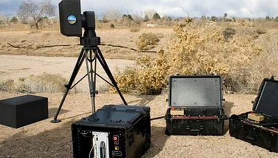 波音研制步兵激光炮可横扫战场