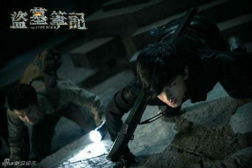 盜墓筆記第二季預告李易峰遇真假三叔 小哥重傷楊洋遭替換