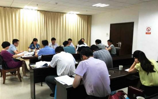 定远县召开非公企业和社会组织党建工作经验交