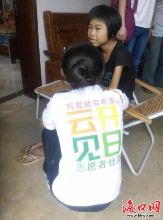 海口尿毒症女孩病情恶化急盼社会各界伸援手