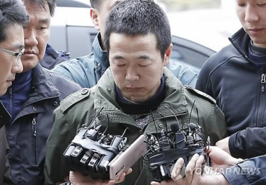 中国男子在韩杀妻碎尸 被韩国法庭判刑30年