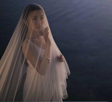 林依晨结婚连拍婚纱照也这么神秘,几乎所有的网友都在为她