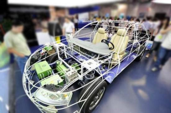 汽车电器电路仿真器