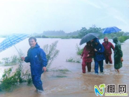 秀英区村委会副主任洪庆芝:燃烧生命为百姓