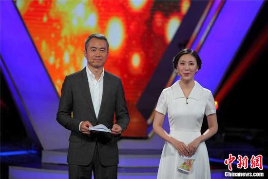 邱启明或主持安徽卫视新节目邀明星助阵公益(图)
