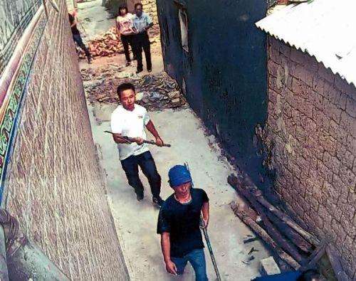 陆丰内湖镇:村民被人追砍杀 注销户口所长索要6000元 陆丰 第3张
