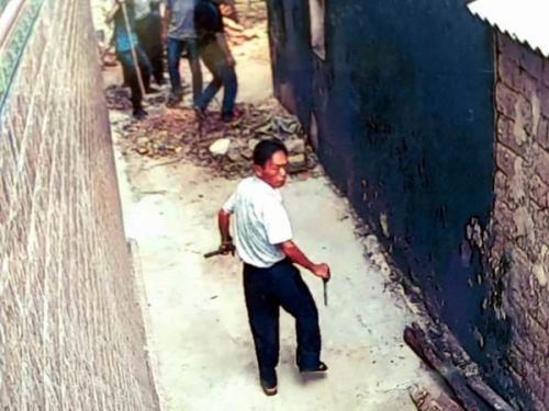 陆丰内湖镇:村民被人追砍杀 注销户口所长索要6000元 陆丰 第4张